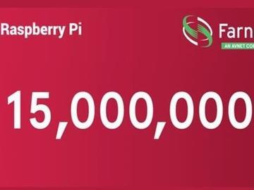 e絡盟樹莓派全球累計出貨1500萬套
