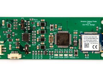 告別傳統有線調試-用于Arm Cortex-M微控制器的無線調試開發板ctxLink評測