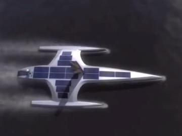 IBM開發人工智能船:橫渡大西洋3000英里