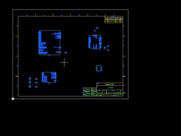 路由器原理图的绘制及编译检查