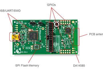 基于DA14585的智能家居产品电路设计