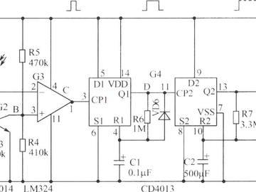 区域昼夜自动监控系统电路设计