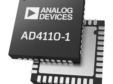 ADI公司推出软件可配置模拟前端:集成ADC、适用于工业过程控制系统