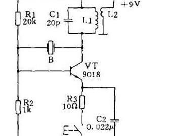 无线发射电路原理图可靠设计