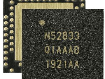 Nordic全新蓝牙5.1 SoC,可在105度环境温度下工作