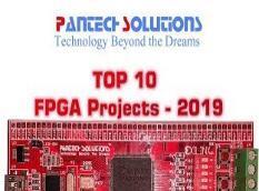 2019年十大基于FPGA開發板設計的項目,總有一款符合你的需求