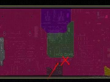 PCB设计小技巧:电源平面处理