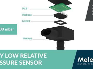 Melexis推出相对压力传感器IC-直击汽车应用的痛点