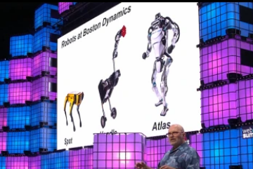 波士頓動力正式推出人工智能機器人,有錢可以買