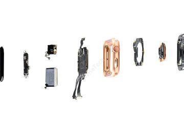 Apple Watch 5拆解:从元器件选型,电路分析看国内智能手表还有多远路要走?