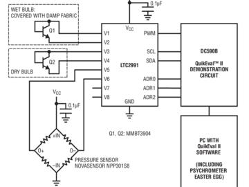 仪表系统监视器:用于测量相对湿度的等级精度