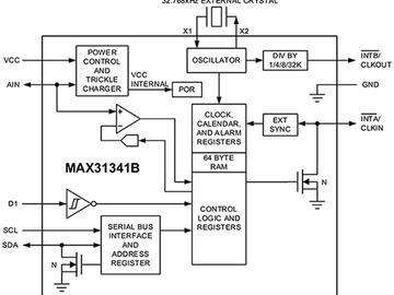 基于MAX31341EVKIT开发板的创新电路设计理念延长可穿戴设备的续航
