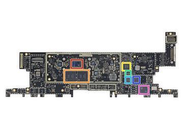 微软Surface Pro X拆解:首次采用高通处理器的Windows电脑到底如何?