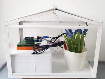 基于WiFi无线连接的智能温室系统电路解决方案设计