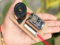 基于Arduino的两个创意产品diy-机器人小车以及红外激光安全系统