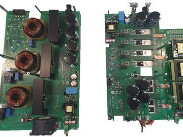 基于AFGHL50T65SQDC碳化硅二极管的高能效车载充电电路设计