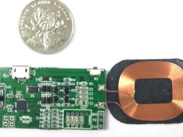 国产方案,TWS真无线耳机无线充电盒电路解决方案参考
