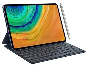 向iPad Pro致敬?华为推出全面屏MatePad Pro平板