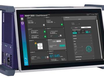 VIAVI推出MAP-300光学测量和测试自动化平台助力5G发展