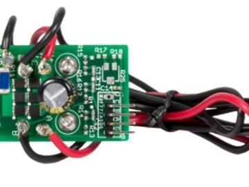 基于MIC28514 BLDC电机驱动的高效率的电路设计