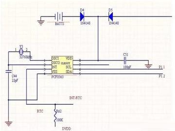 智能家居监控系统模块电路解析
