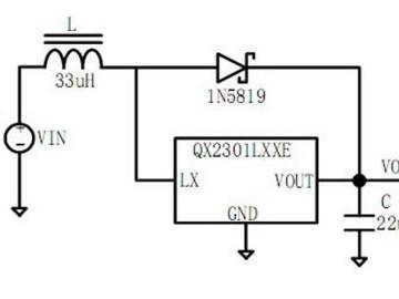 升压电路之3.7v升压5v电路图总结