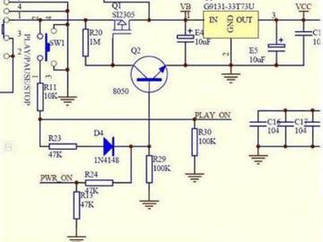 实用场效应管做开关两款电路图分析