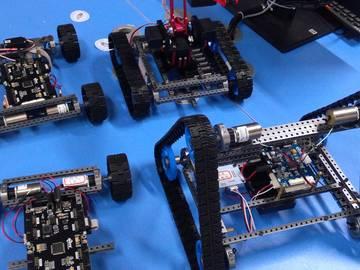 串口控制机器人入门教程WIFI