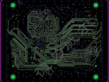 PCB Layout布線,地線、電源線、信號線布線規則
