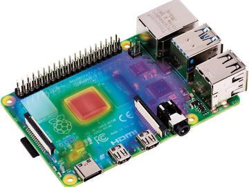 必升:樹莓派4B新版固件大幅提升性能、降低功耗