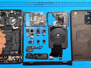 荣耀V30 5G拆解曝光:麒麟990加持,电池巨大,空间紧凑
