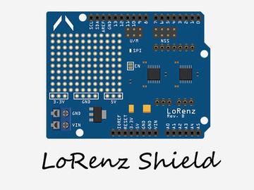 LoRenz开发板评测-基于SX1278模块与Arduino实现的Lora通信