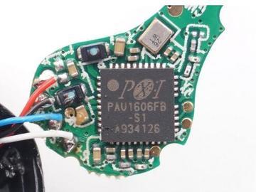 基于PAU1606蓝牙音频芯片电路方案设计的漫步者真无线蓝牙游戏耳机拆解