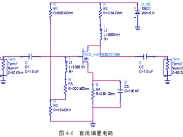 運用于WLAN射頻前端功率放大偏置模塊電路設計