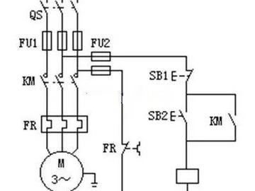 总结干货:电力拖动控制线路图大全