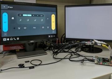 基于i.MX8QM芯片的汽车仪表以及车载娱乐的电路解决方案