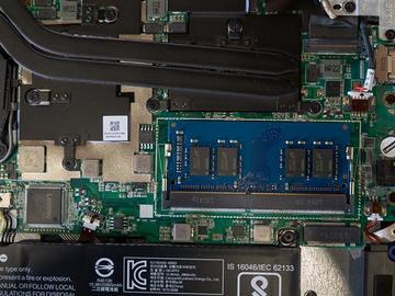 联想ThinkBook 13s拆解:英特尔傲腾可媲美DRAM?