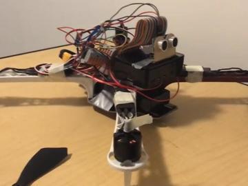 物聯網終極項目-基于樹莓派4B單板計算機的無人機電路方案diy