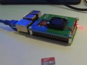 基于树莓派4B+POE HAT构建终极家庭服务器