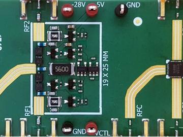 基于ADRV9008/ADRV9009硅开关的大规模MIMO天线电路设计