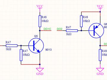 三极管典型开关电路
