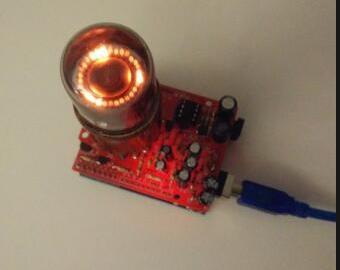 基于esp8266以及arduino的時鐘輝度diy