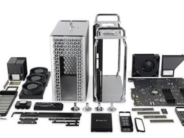 Mac Pro拆解:电路设计方案功能强大且复杂,但却是最容易修复的苹果产品