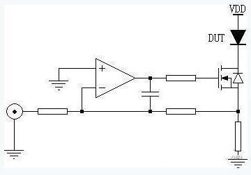 解读二极管浪涌电流测试电路