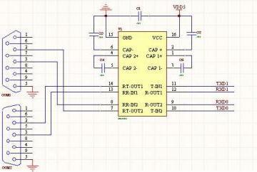 超全总结:单片机常用模块电路大全